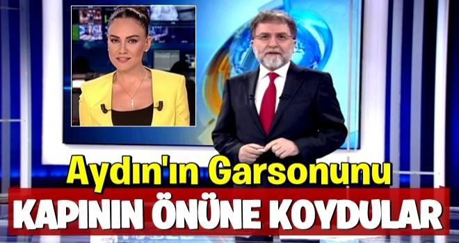 Kanal D Ana Haber'i Ahmet Hakan'ın yerine Buket Aydın sunacak