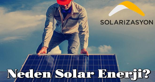 Solar Enerji Neye Denir?