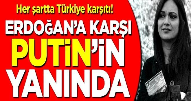 Her şartta Türkiye karşıtı!.. Amberin Zaman, Ruslar ile birlikte Erdoğan'a hücum etti