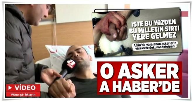 Türkiye'nin konuştuğu Gazi Mehmetçik A Haber canlı yayınında!