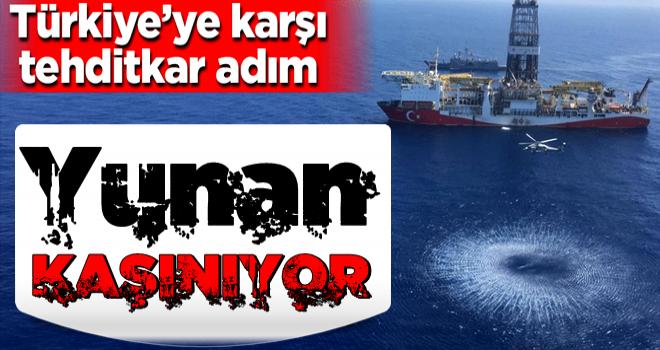 Yunanistan savaş istiyor! Türkiye'ye karşı tehditkar adım