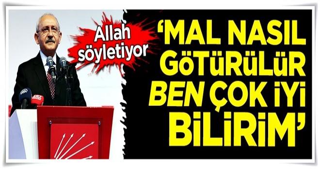ALLAH Söyletiyor..
