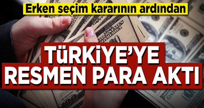 Anında harekete geçtiler! Türkiye'ye resmen para yağdı