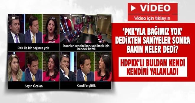 HDP'lilere canlı yayında şok soru!