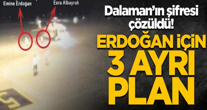 Dalaman'ın şifresi çözüldü! Erdoğan için 3 ayrı plan