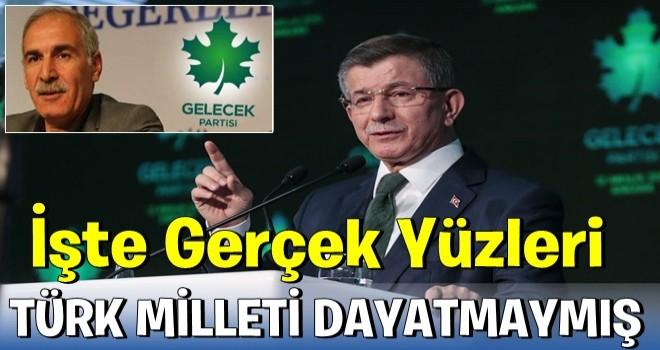 Türk Milleti dayatmaymış!
