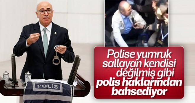 Mahmut Tanal polis haklarını savundu