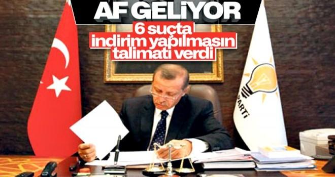Cumhurbaşkanı Erdoğan talimat verdi... Asla indirim yok!
