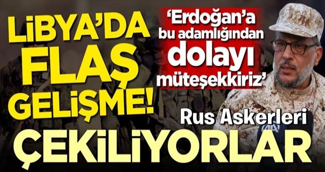 Erdoğan-Putin anlaştı! Rus paralı askerleri çekiliyor