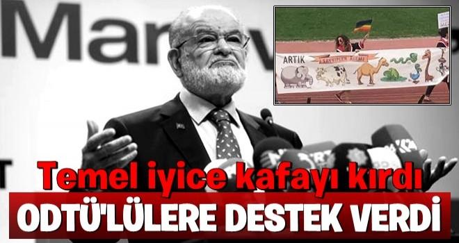 Karamollaoğlu'ndan ODTÜ açıklaması: Doğru değil!