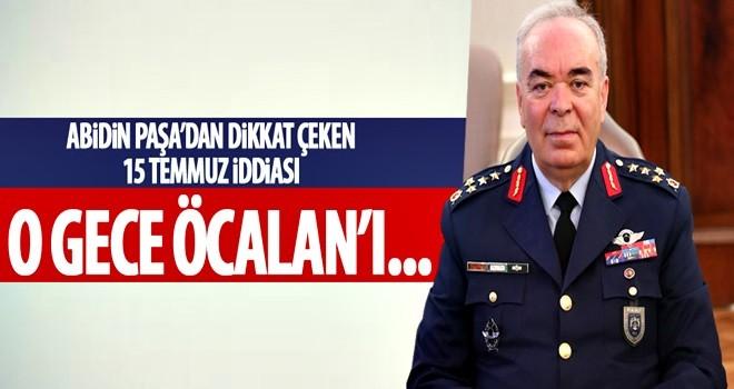 Abidin Ünal'dan Öcalan iddiası