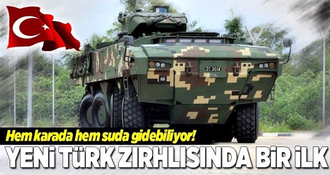 FNSS, PARS 6x6 İZCİ zırhlı aracını yurt dışında ilk kez sergileyecek