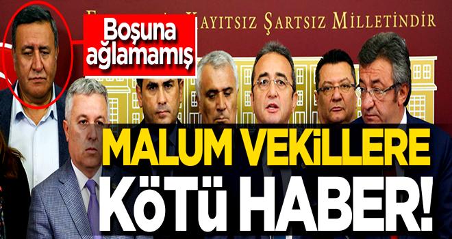CHP'nin İP'iyle kuyuya inen vekillere kötü haber!