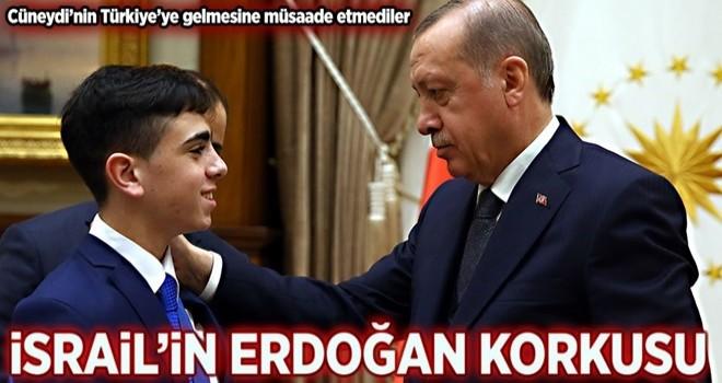 Erdoğan'la görüştü, gözaltına alındı
