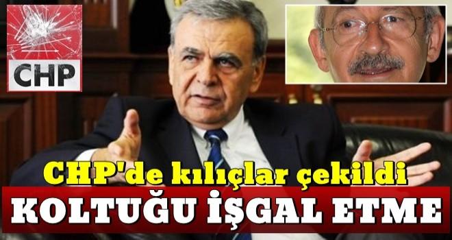 Aziz Kocaoğlu'ndan Kılıçdaroğlu'na koltuk göndermesi: Koltuğu işgal etme