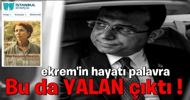 İmamoğlu'nun satışını savunduğu PKK'lı Sakine Cansız'ın kitabı 2016'da yasaklanmış .