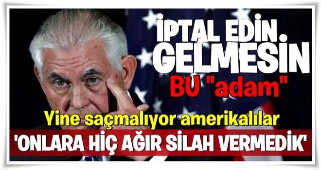 Tillerson'dan Türkiye ziyareti öncesi küstah açıklama
