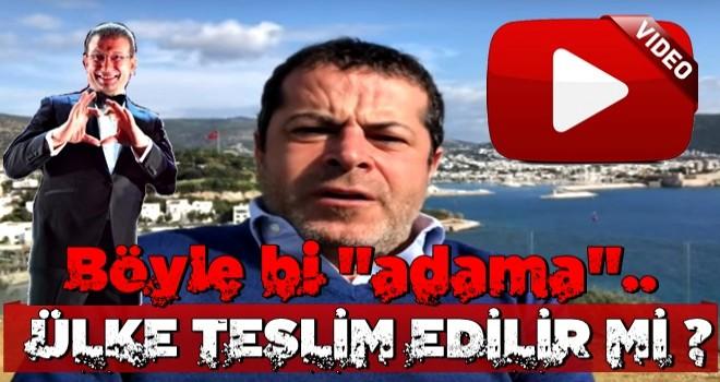 Cüneyt Özdemir'den Ekrem İmamoğlu ile ilgili olay sözler