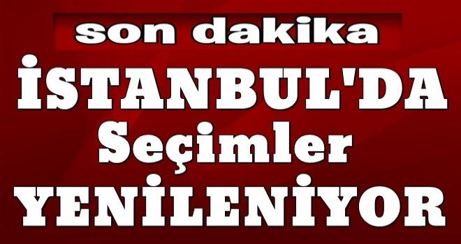 AK Parti'den flaş açıklama: İstanbul'da seçimler yenileniyor!