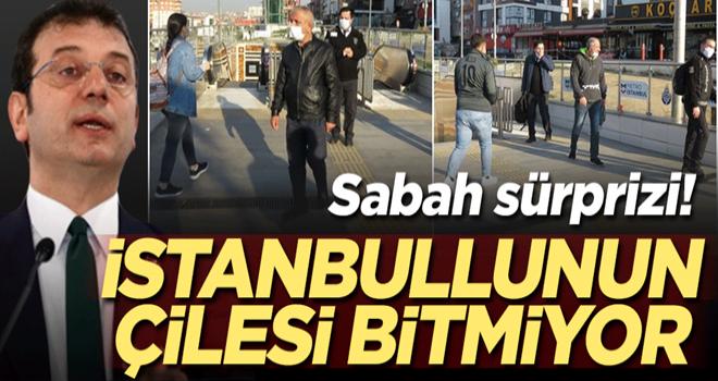 İstanbulluları isyan ettiren metro arızası!
