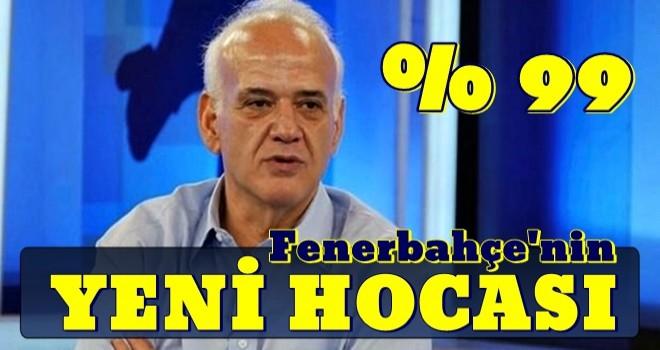 Ahmet Çakar: Fenerbahçe'nin yüzde 99 yeni hocası...