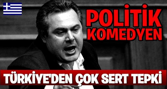 Türkiye'de çok sert tepki: Politik komedyen