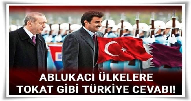 Katar: Türkiye ile askeri ilişkilerin kesilmesine dair talepler kabul edilemez