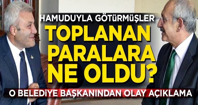 CHP'li Belediye Başkanı, Artı 1 TV olayını anlattı! Toplanan paraları hiç etmişler