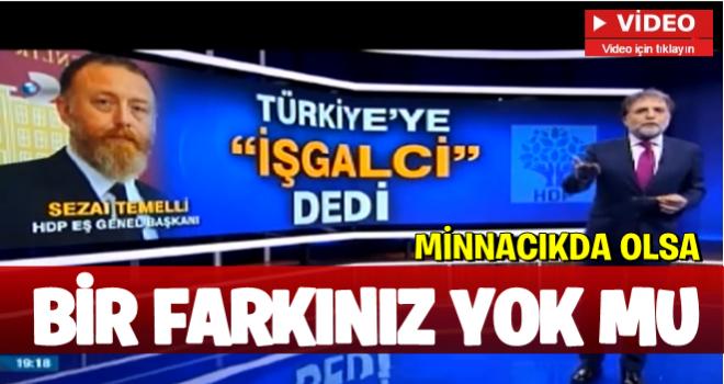 Ahmet Hakan'dan Sezai Temelli'ye tepki
