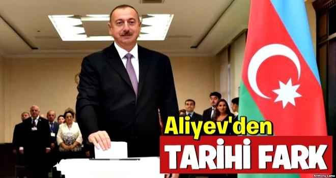 Azerbaycan seçimlerinde Aliyev yüzde 80'in üzerinde oy aldı