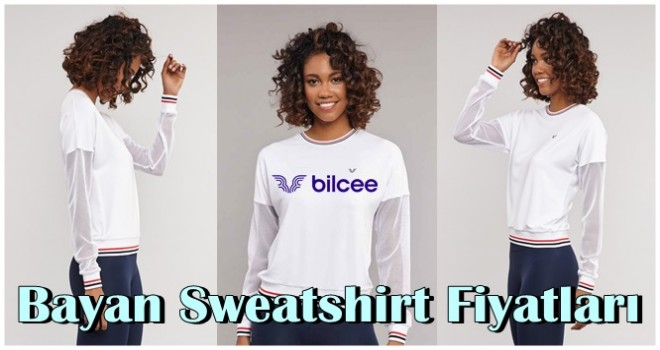 Bayan Sweatshirt Fiyatları