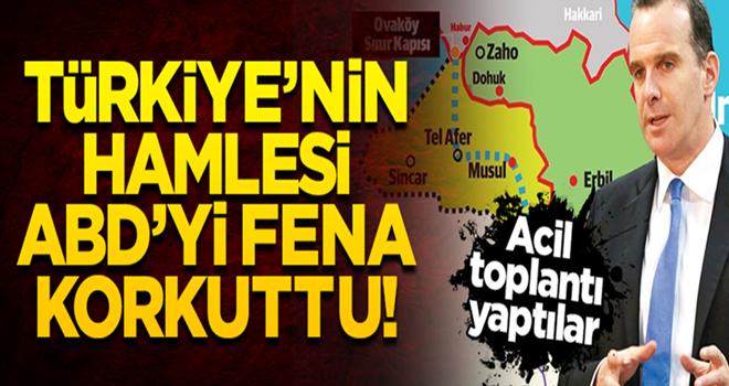 Türkiye'nin 'Ovaköy' hamlesi ABD'yi fena korkuttu! Acil toplandılar