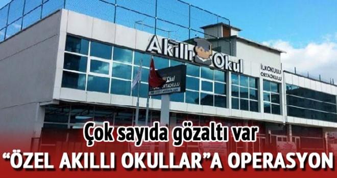 Ankara'da 'Özel Akıllı Okullar' operasyonu düzenlendi