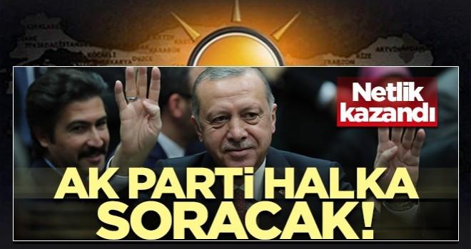 AK Parti, belediye başkanlarının performansını halka soracak