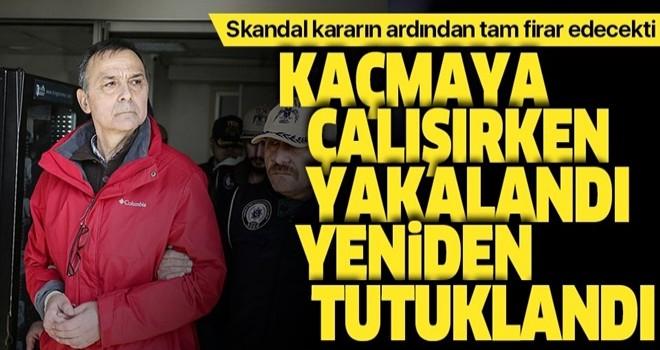 Metin İyidil tekrar gözaltına alındı