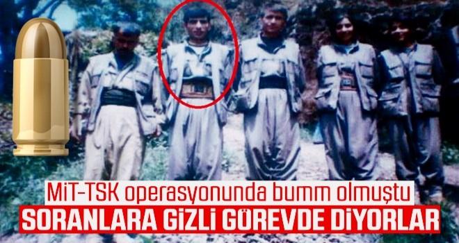 MİT ve TSK'dan Kandil'de ortak operasyon: Sözde KCK sorumlusu öldürüldü