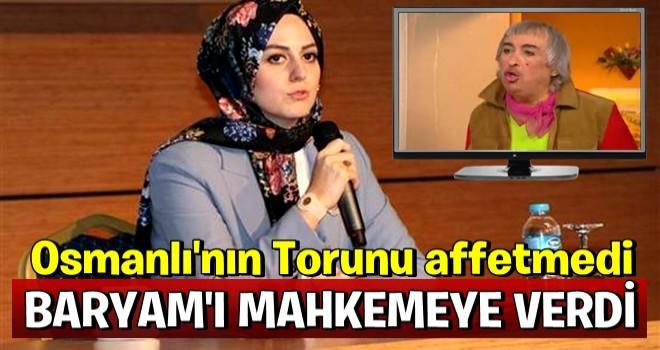 Osmanlı torunu Müjdat Gezen'i affetmedi