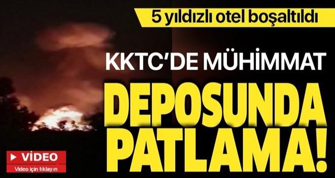 KKTC'de patlama sesleri! 5 yıldızlı otel boşaltıldı.