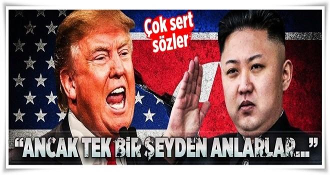 Trump'tan 'Kuzey Kore depremine' çok sert sözler!  .