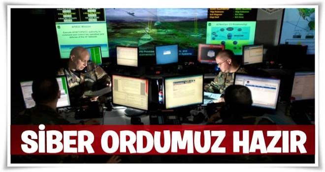 Türkiye'nin ilk siber ordusu kuruldu