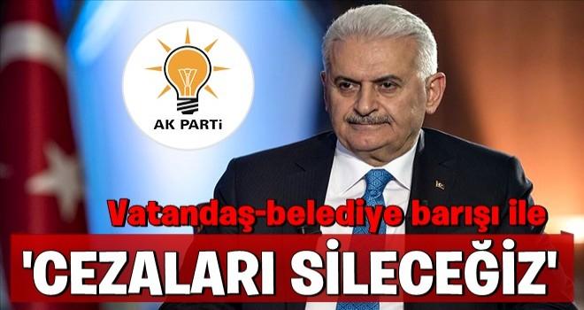 AK Parti İBB Başkan Adayı Yıldırım: Vatandaş-belediye barışı ile cezaları sileceğiz