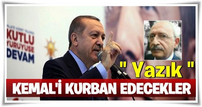 Cumhurbaşkanı Erdoğan: İddia büyük ama özünde tam bir komedi!  .