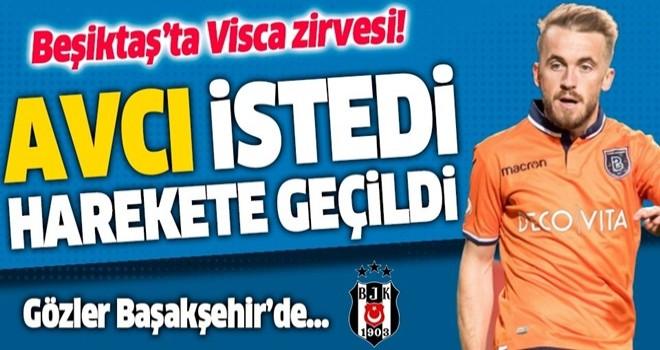 Beşiktaş'ta Visca zirvesi | Fikret Orman bayram sonrası teklif yapacak .