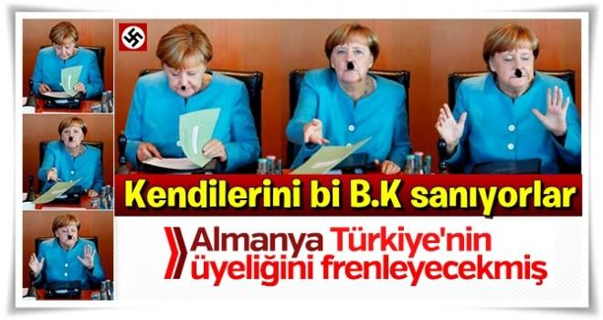 Almanya'dan Türkiye'nin AB üyeliğini frenleme girişimi