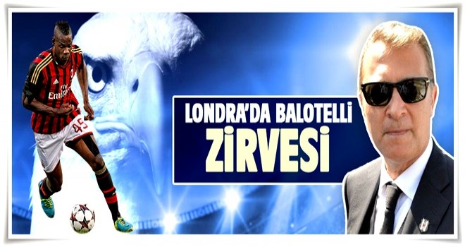 Beşiktaş'tan Balotelli atağı