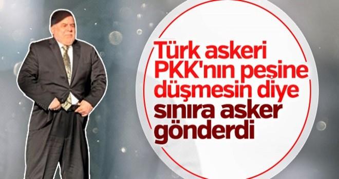 İbadi, Türkiye sınırına asker gönderme kararı aldı