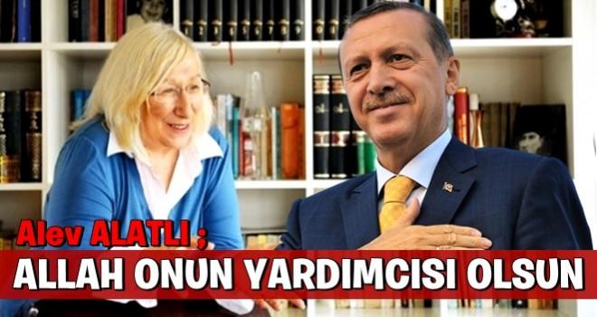 Alev Alatlı:
