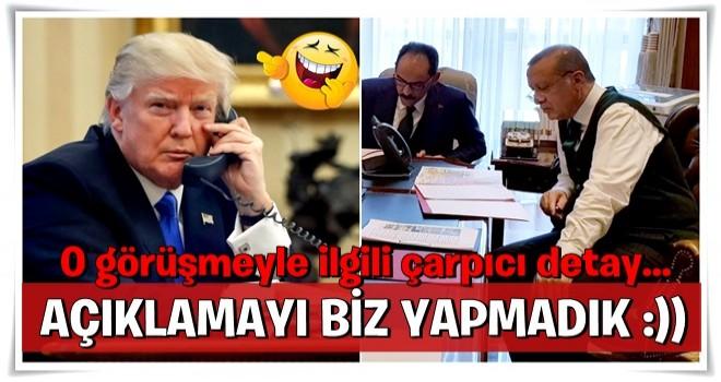 Trump cephesinden itiraf geldi: Afrin açıklamasını biz yapmadık!