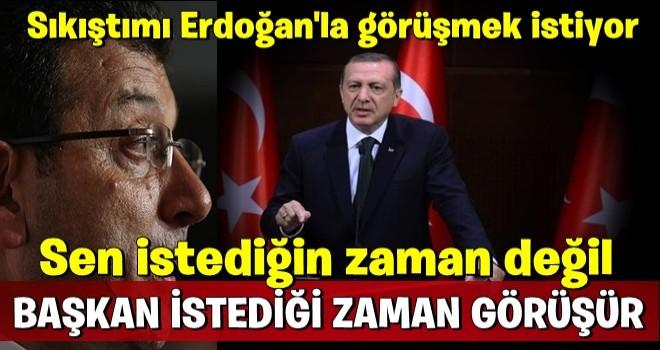 Tatilden dönen Ekrem İmamoğlu edebiyata başladı! Cumhurbaşkanı Erdoğan'a çağrı yaptı