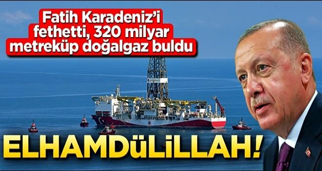 Son dakika: Başkan Erdoğan açıkladı: Türkiye tarihinin en büyük doğal gaz keşfini Karadeniz'de gerçekleştirdi